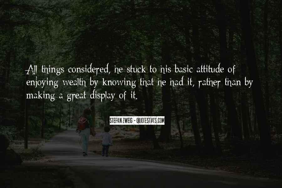 Stefan Zweig Quotes #728370