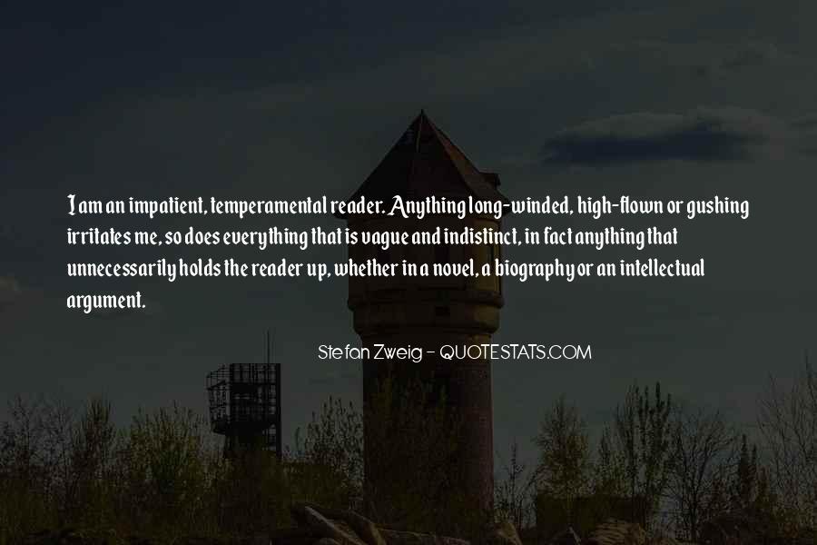 Stefan Zweig Quotes #92280