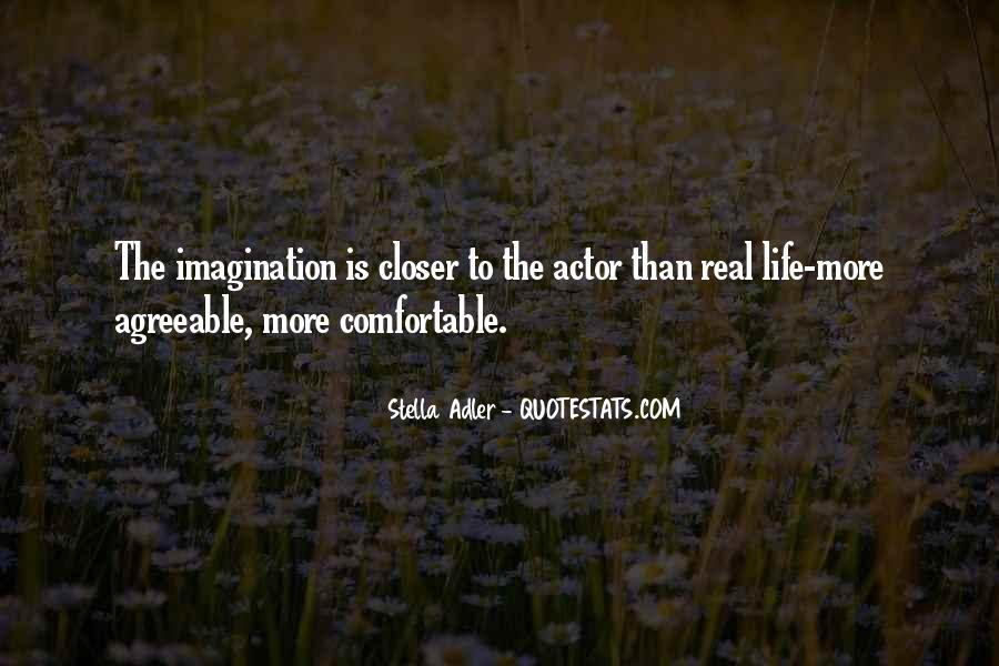 Stella Adler Quotes #1155326