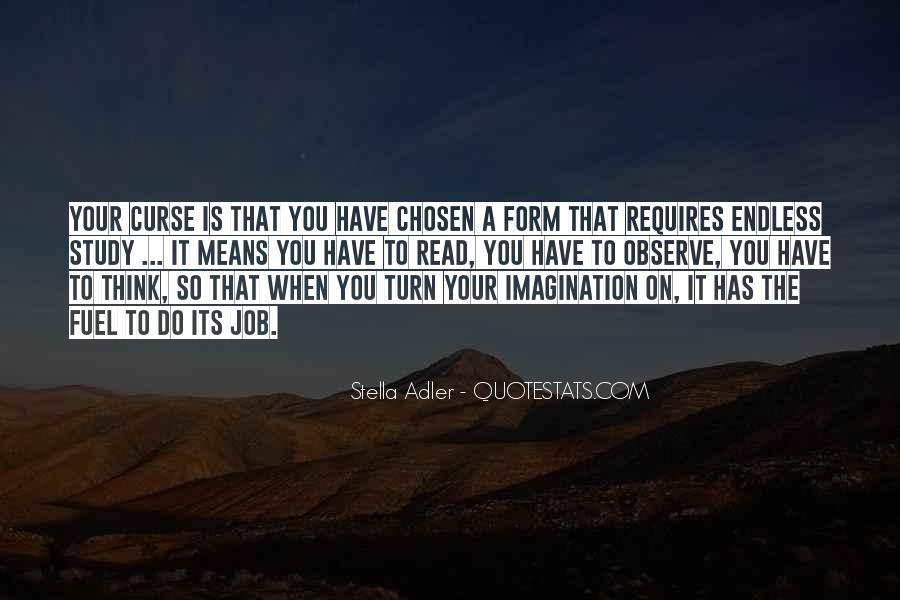 Stella Adler Quotes #120816