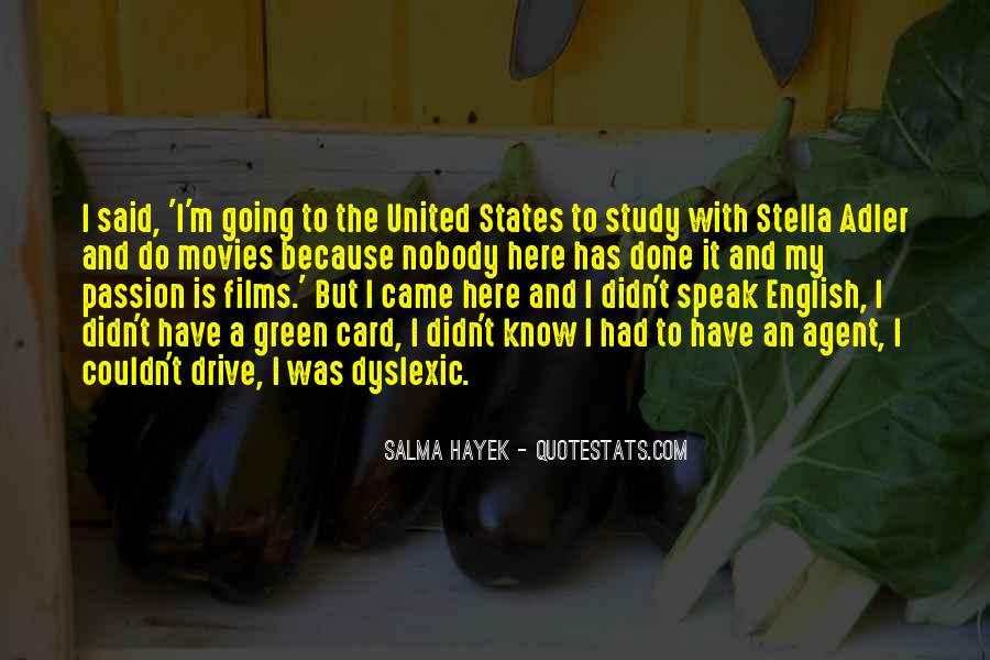 Stella Adler Quotes #1266071