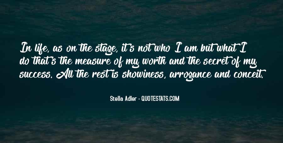 Stella Adler Quotes #1271348