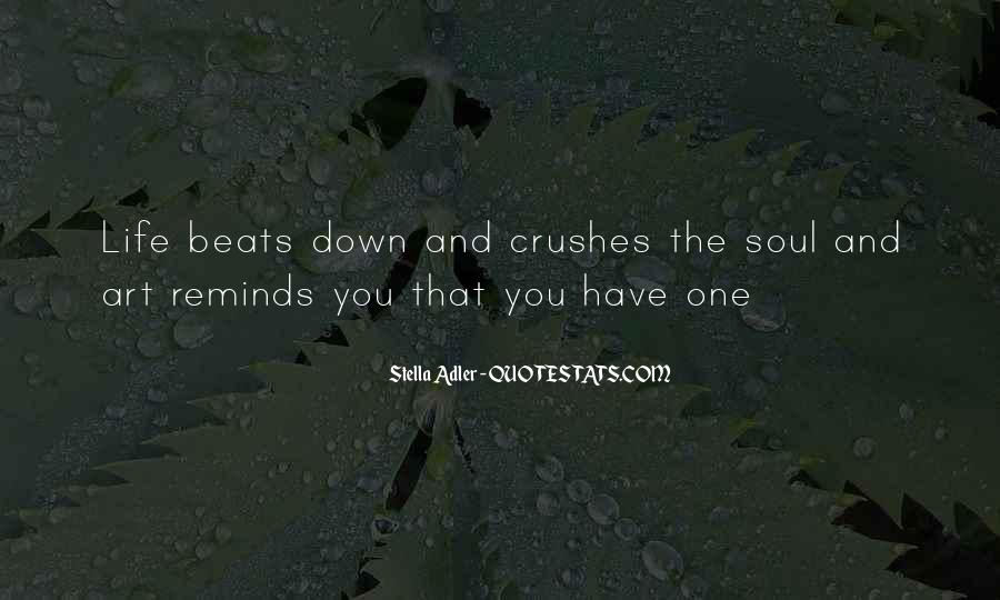 Stella Adler Quotes #1273662