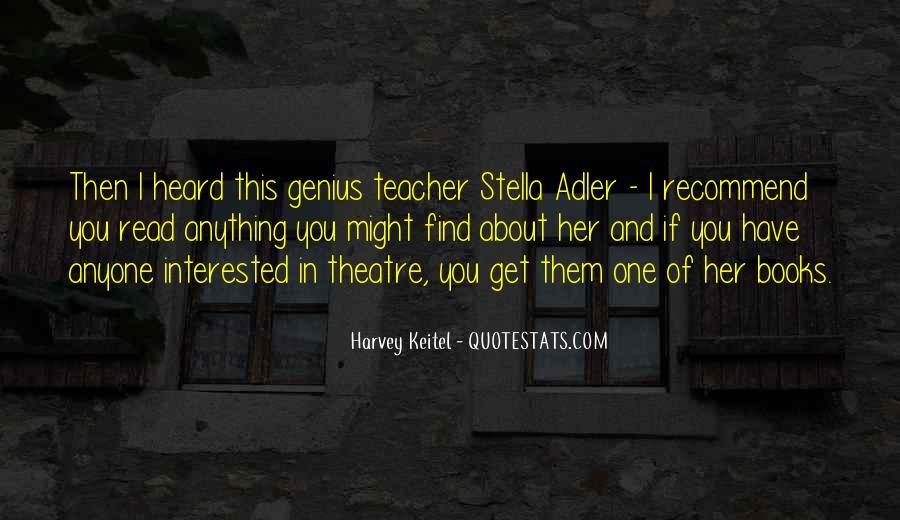 Stella Adler Quotes #145923