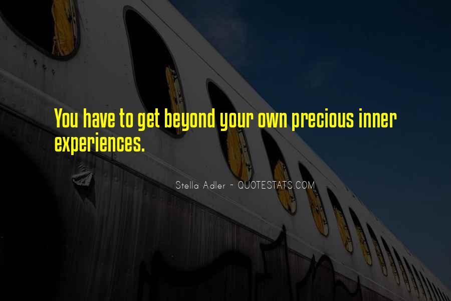 Stella Adler Quotes #1605153