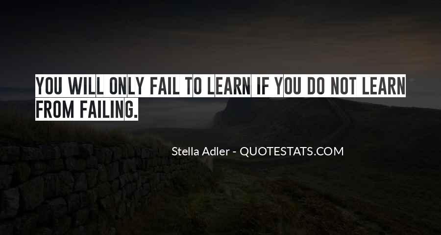 Stella Adler Quotes #161014