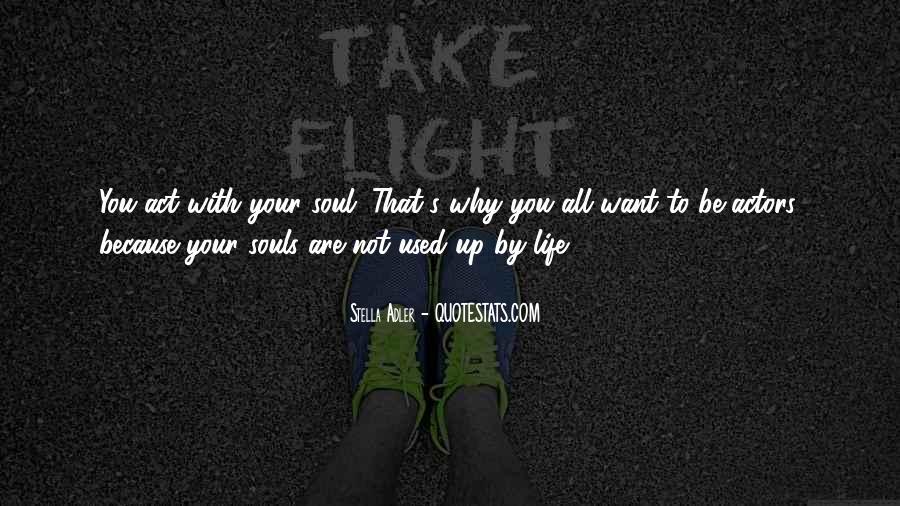 Stella Adler Quotes #292114