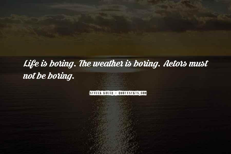 Stella Adler Quotes #305346