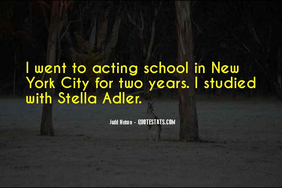 Stella Adler Quotes #325829