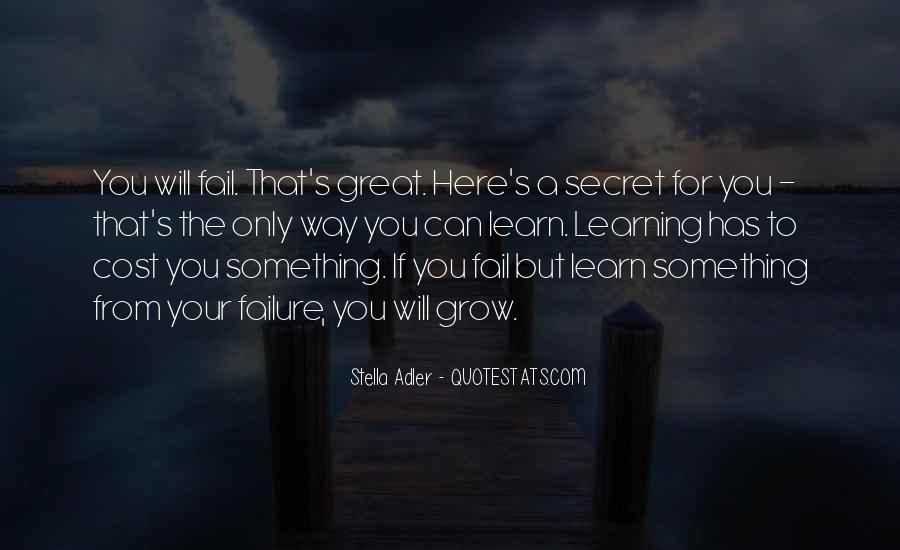 Stella Adler Quotes #367470