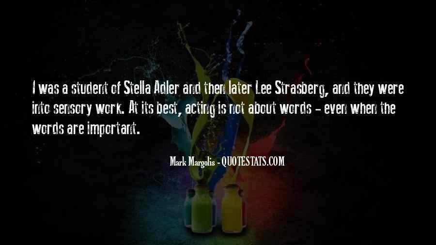 Stella Adler Quotes #544192