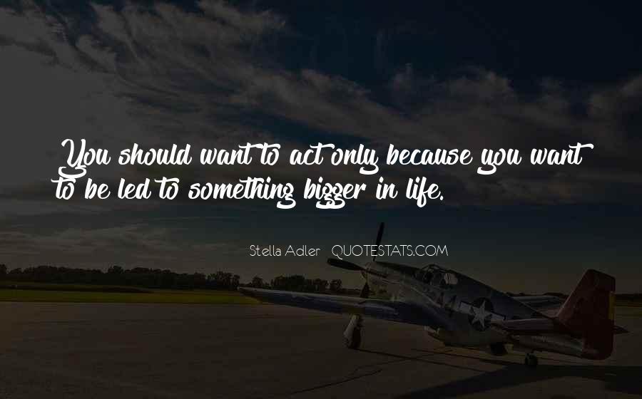 Stella Adler Quotes #74988