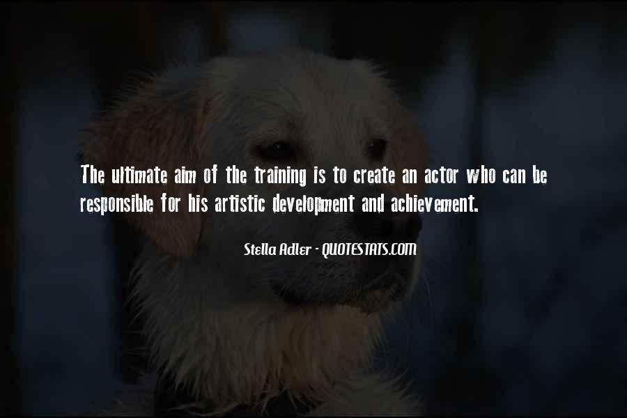 Stella Adler Quotes #760054
