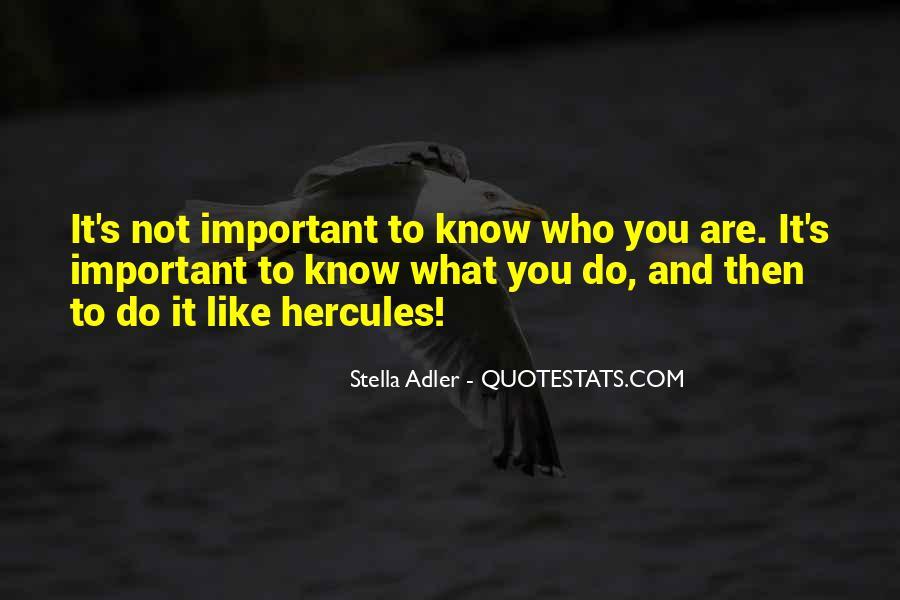 Stella Adler Quotes #77551