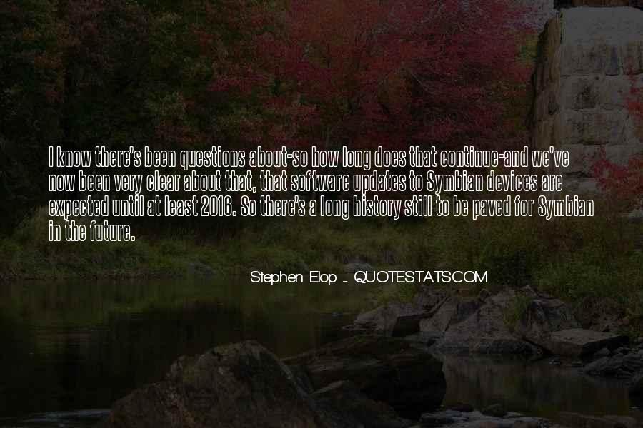 Stephen Elop Quotes #1531654