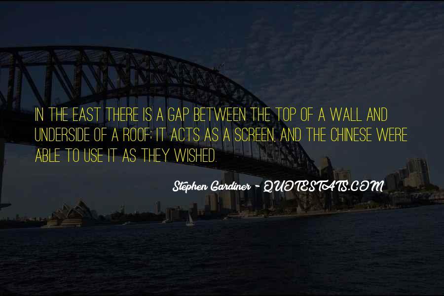 Stephen Gardiner Quotes #1161585