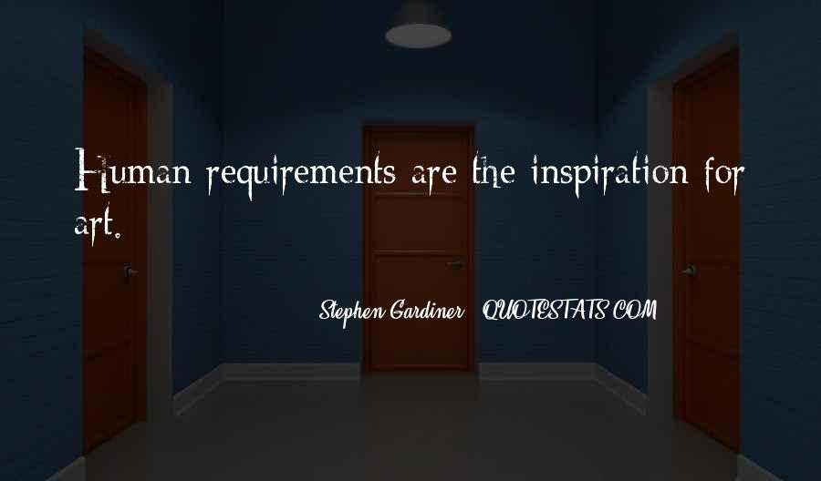 Stephen Gardiner Quotes #171826