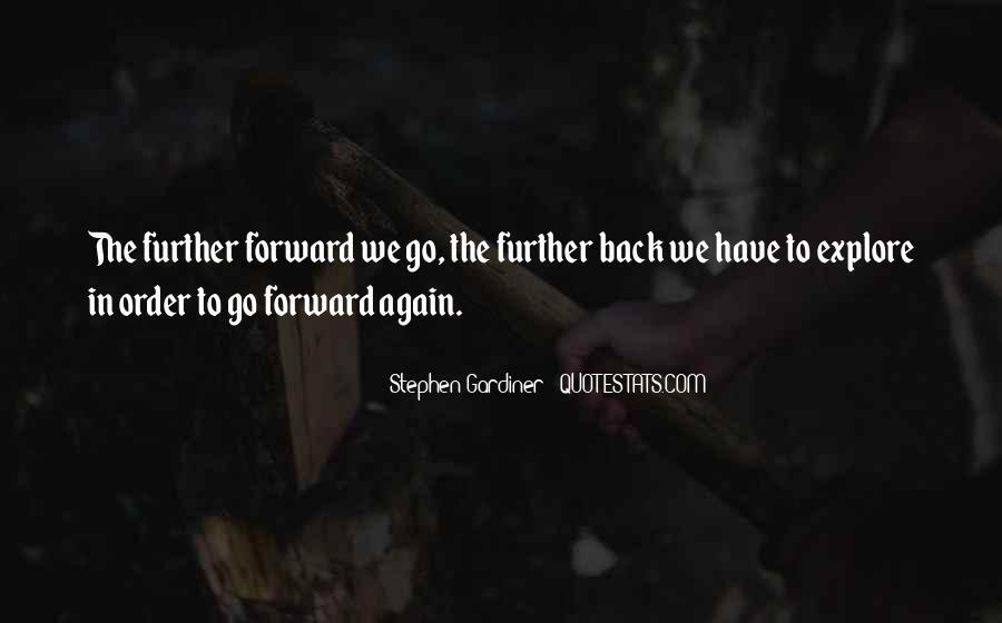 Stephen Gardiner Quotes #1771032