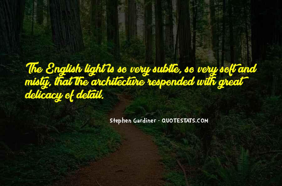 Stephen Gardiner Quotes #1814321