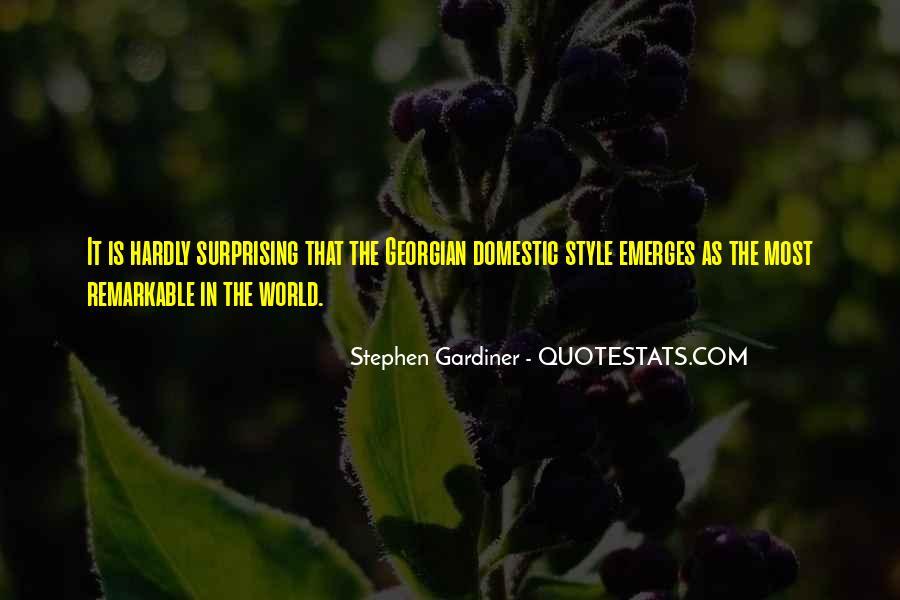 Stephen Gardiner Quotes #1822731