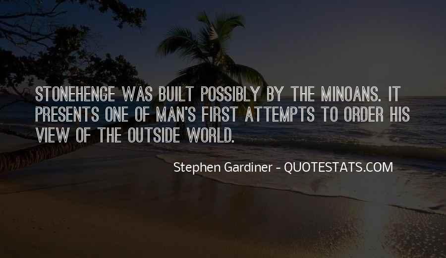 Stephen Gardiner Quotes #396716