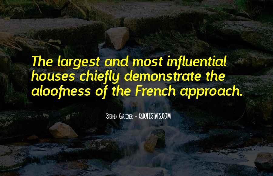 Stephen Gardiner Quotes #78813