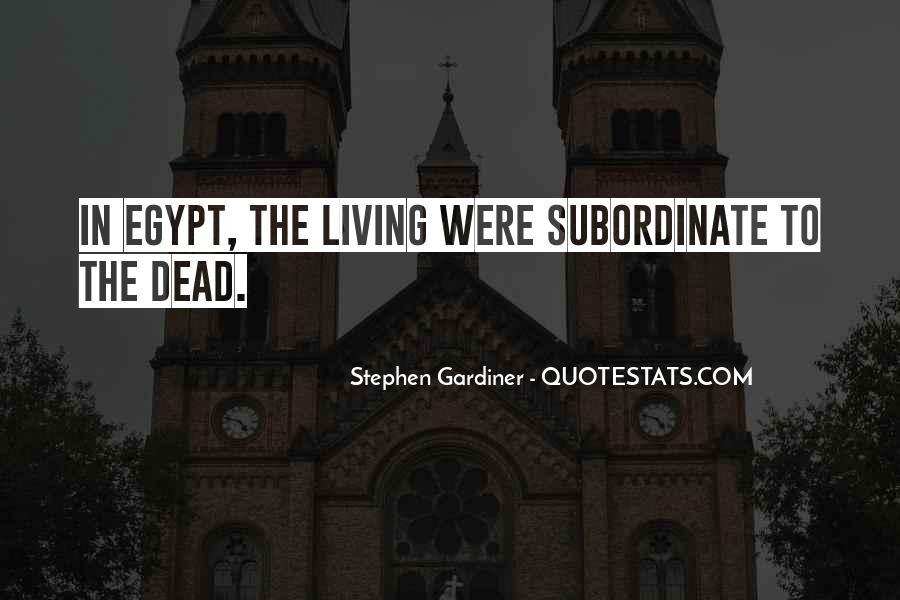 Stephen Gardiner Quotes #981894