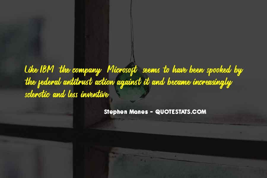 Stephen Manes Quotes #1492545