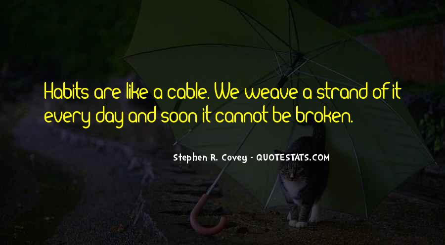 Stephen R Covey Quotes #127996