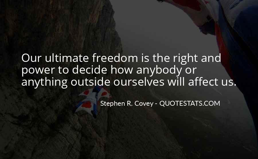 Stephen R Covey Quotes #160325
