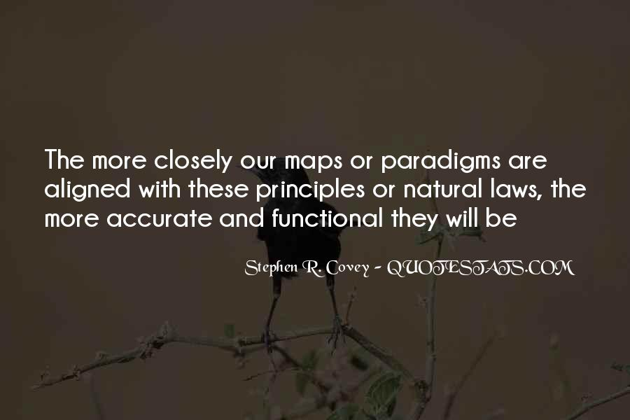 Stephen R Covey Quotes #1667
