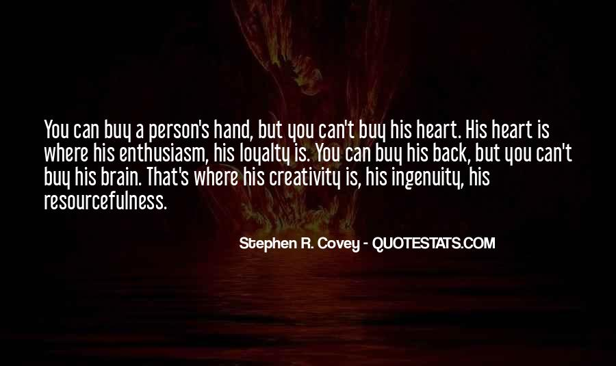 Stephen R Covey Quotes #189461