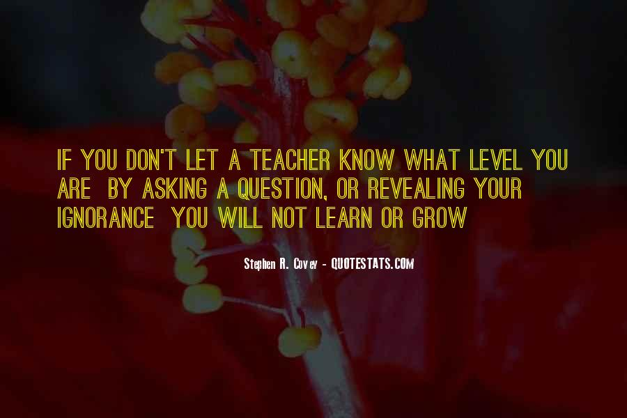 Stephen R Covey Quotes #278820