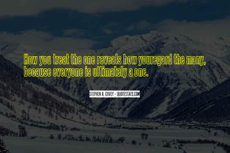 Stephen R Covey Quotes #299544
