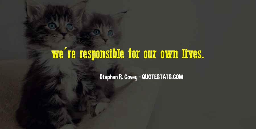 Stephen R Covey Quotes #316190