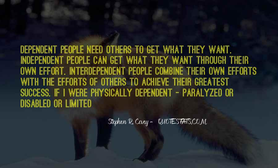 Stephen R Covey Quotes #329520