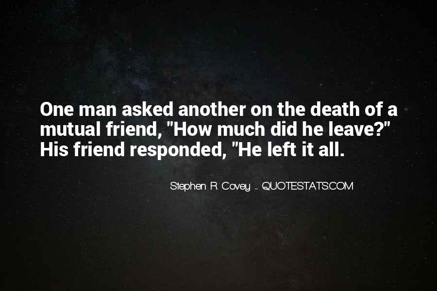 Stephen R Covey Quotes #364345