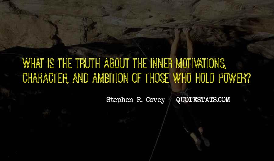 Stephen R Covey Quotes #423586