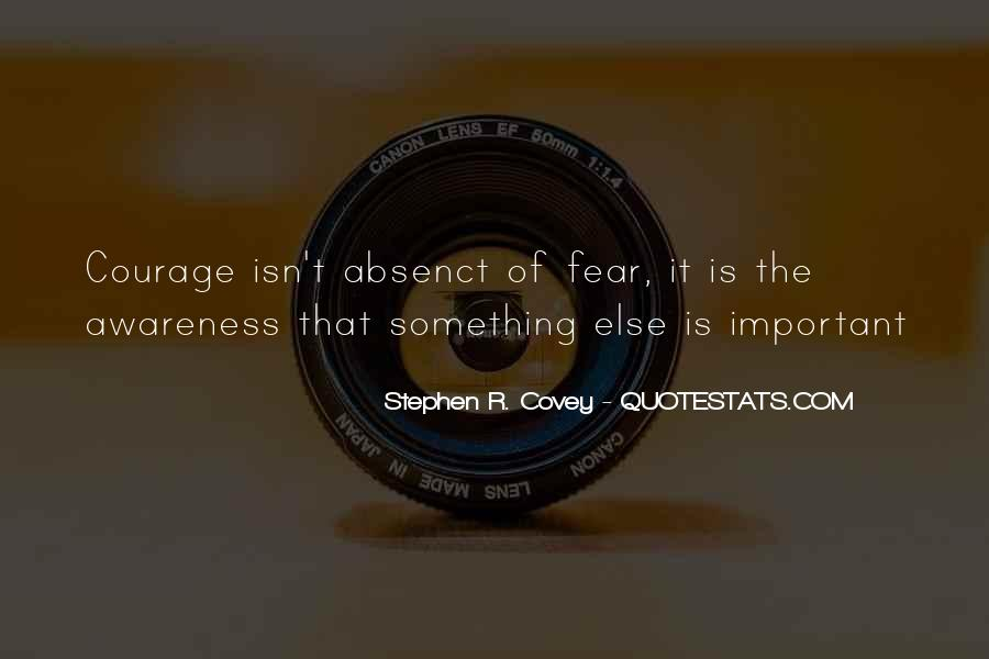Stephen R Covey Quotes #439553