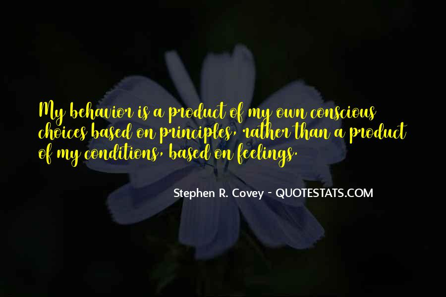 Stephen R Covey Quotes #453240