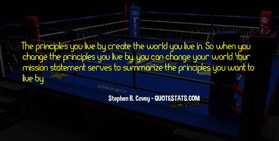 Stephen R Covey Quotes #543934