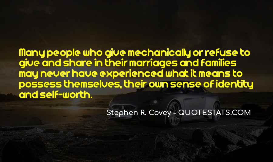 Stephen R Covey Quotes #566304