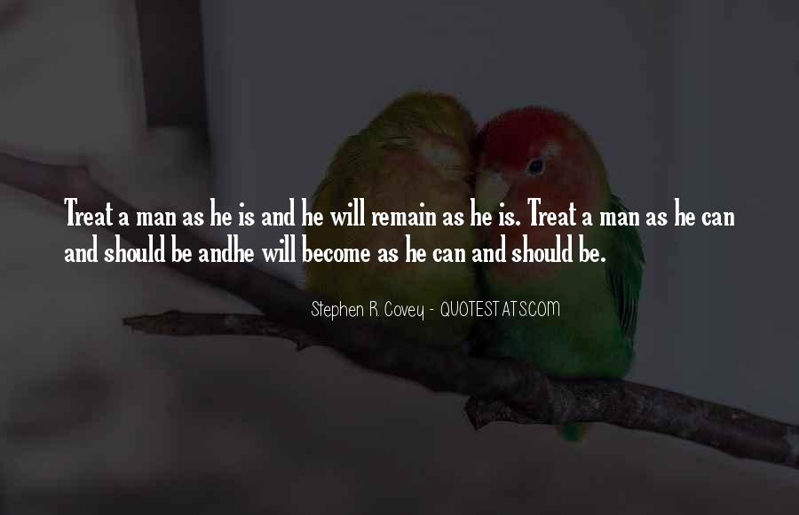 Stephen R Covey Quotes #669605