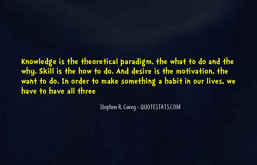 Stephen R Covey Quotes #783160