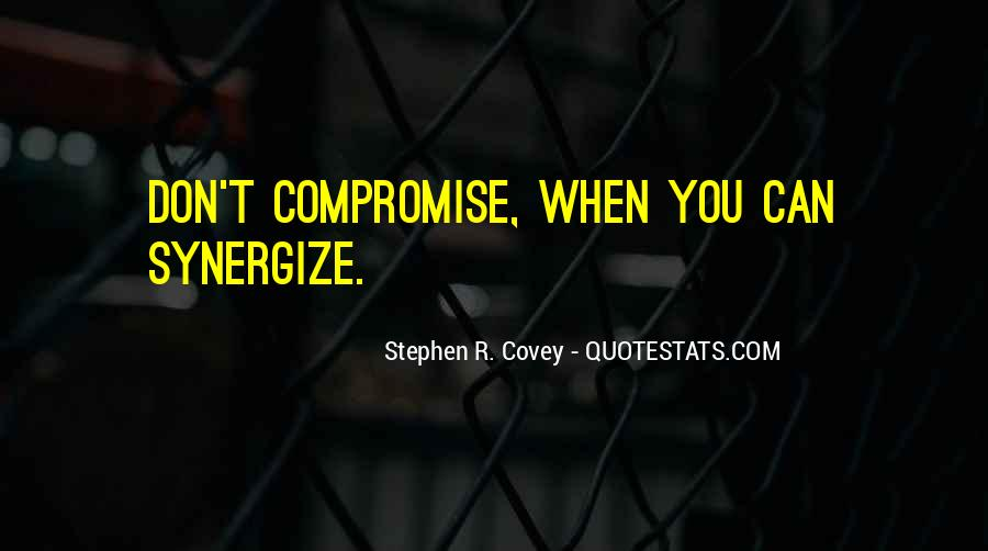 Stephen R Covey Quotes #794364