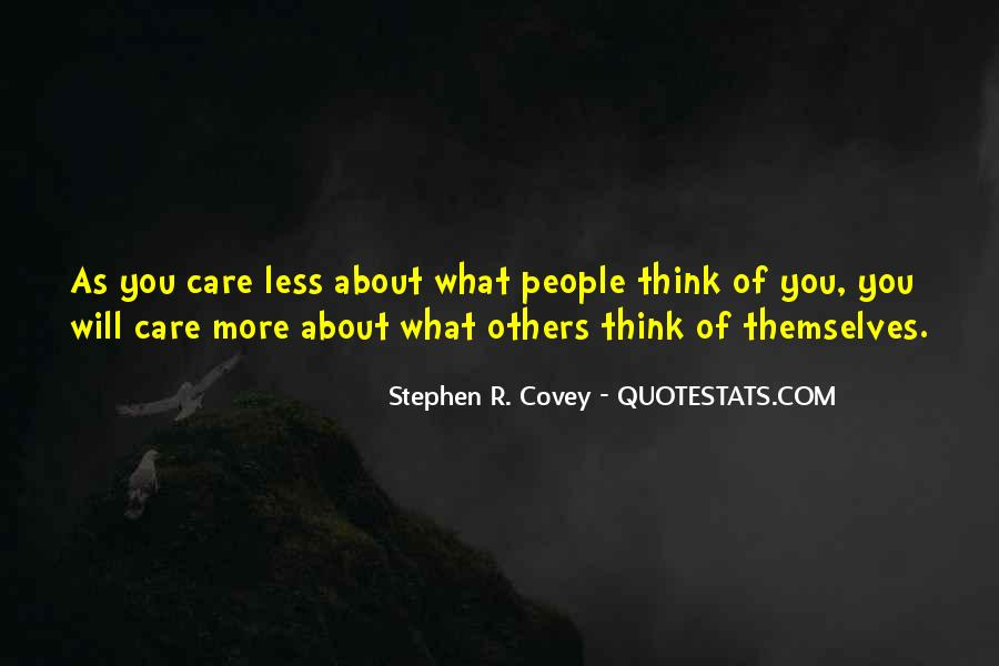 Stephen R Covey Quotes #820126