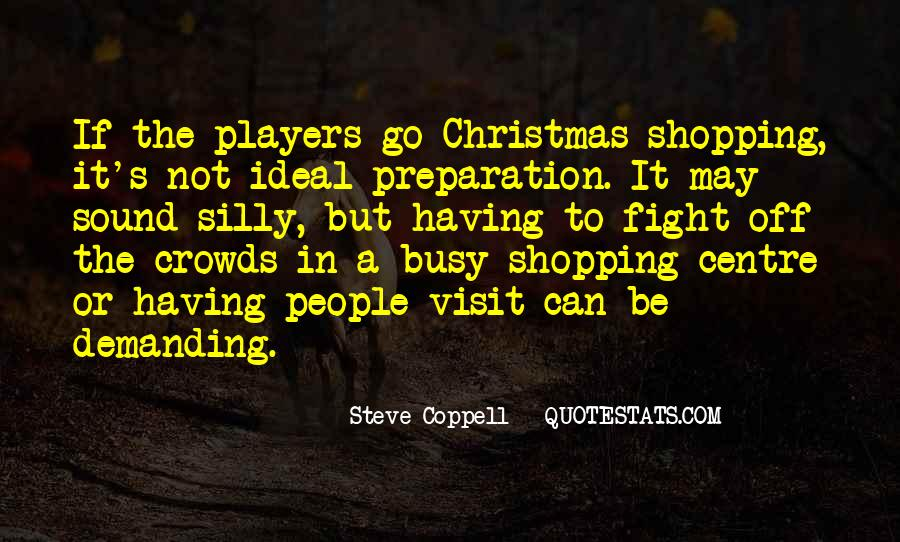 Steve Coppell Quotes #550025