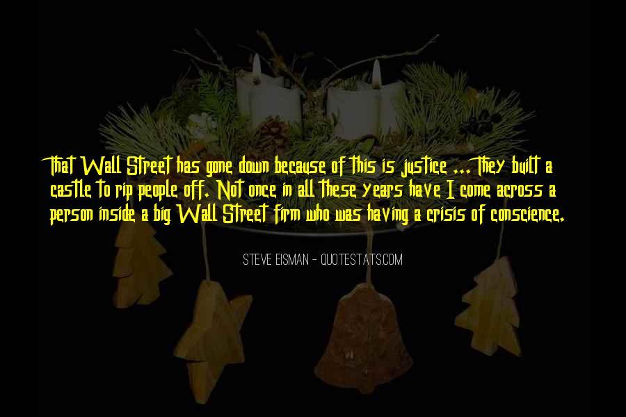 Steve Eisman Quotes #1047408