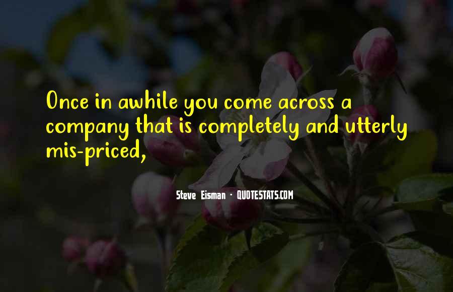 Steve Eisman Quotes #74576