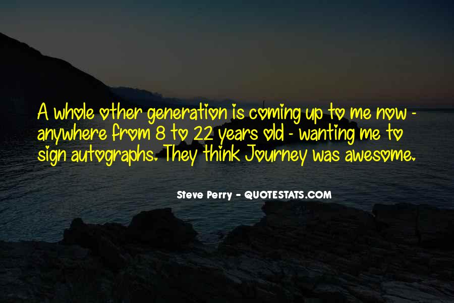 Steve Perry Quotes #1534833